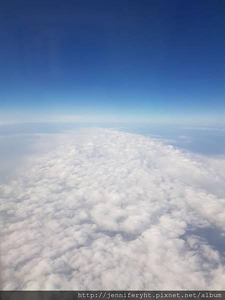 跟天空最近的時候