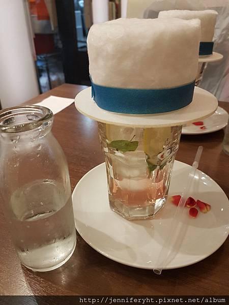 柯南主題餐廳-唯一好喝的飲料
