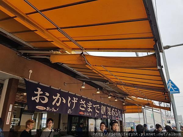 北海道有名的海鮮餐廳