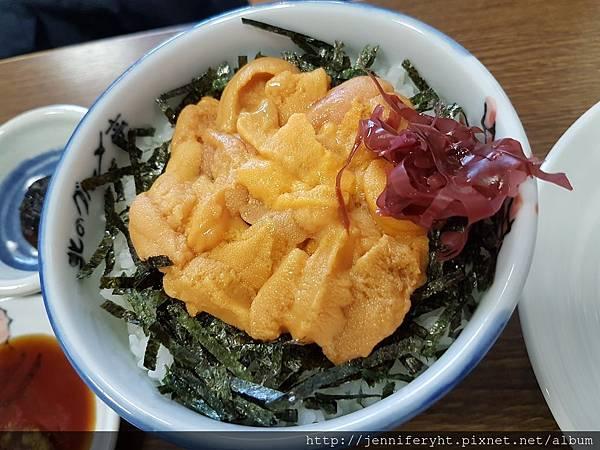 海膽蓋飯(小)