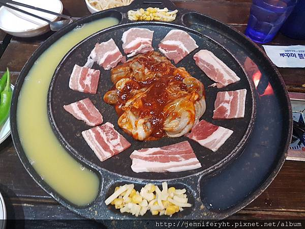 新村的辣炒小章魚真的很辣