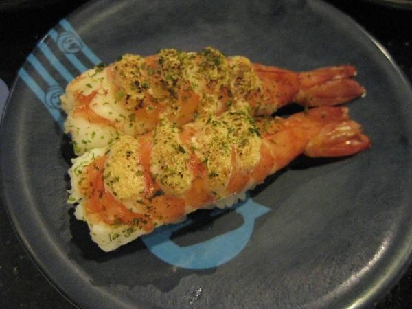 海壽司-明太子海老壽司