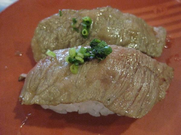 海壽司-炙燒牛小排壽司