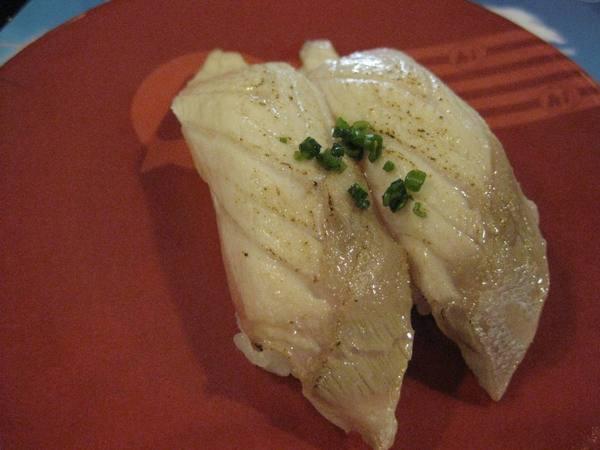 海壽司-鹽考海鱺壽司