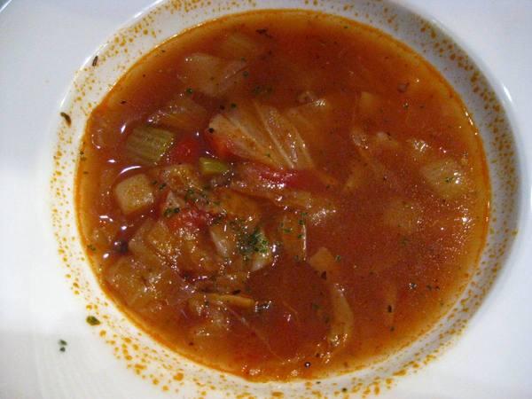 古拉爵-蔬菜湯