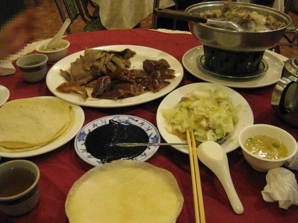 聚園-烤鴨三吃