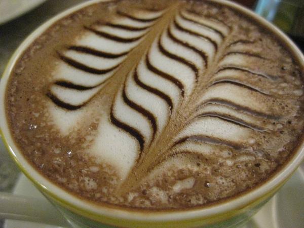 L'amour-熱巧克力牛奶