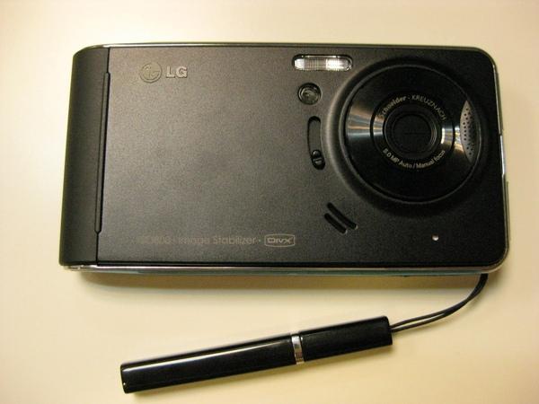 新手機LG KU990R