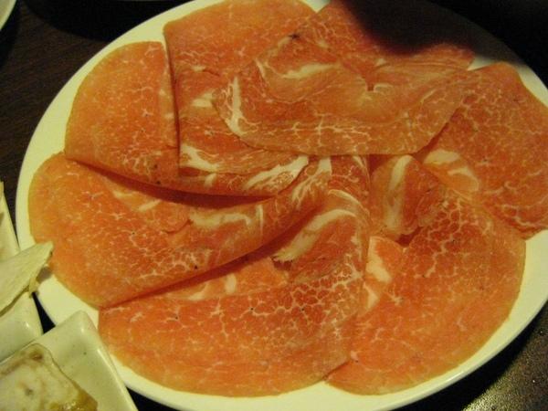 紅蟹將軍-霜降豬肉