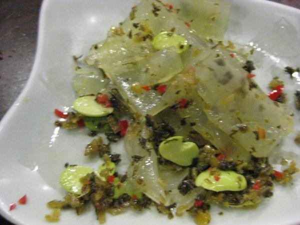 點水樓-盆菜:粉皮