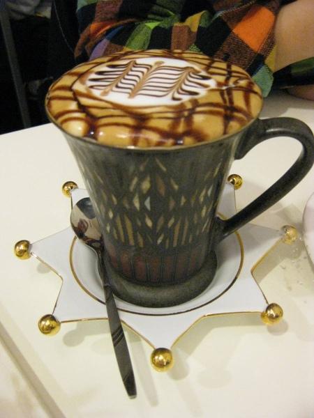 L'AMOUR-巧克力拿鐵