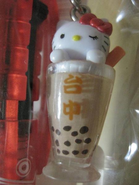 KITTY三色筆-台中珍珠奶茶