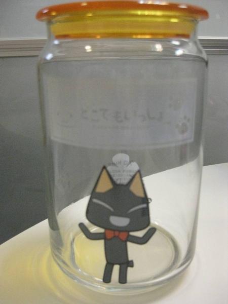 萊爾富Kuro cat