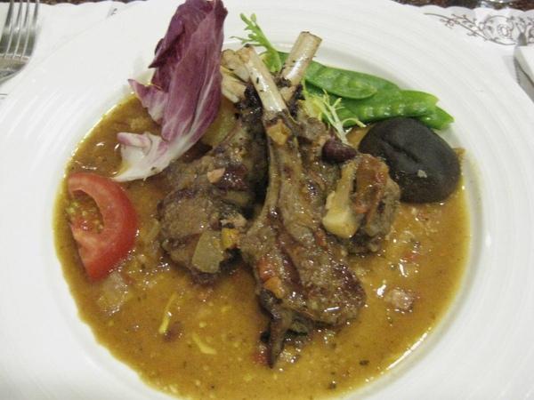 Daddy Du's-土耳其風味法式羊排