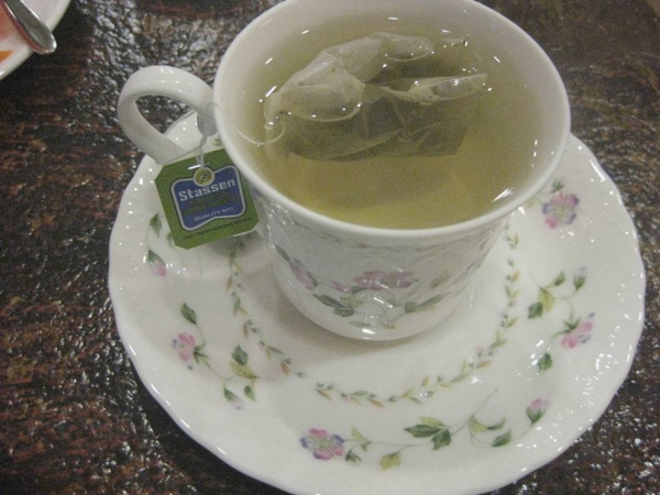 Daddy Du's-熱綠茶