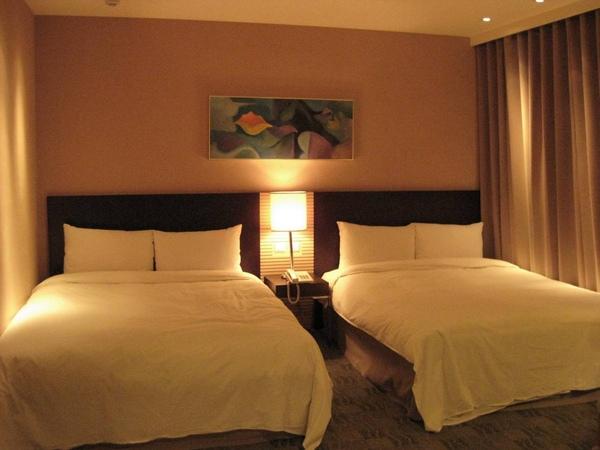兩張雙人床!!