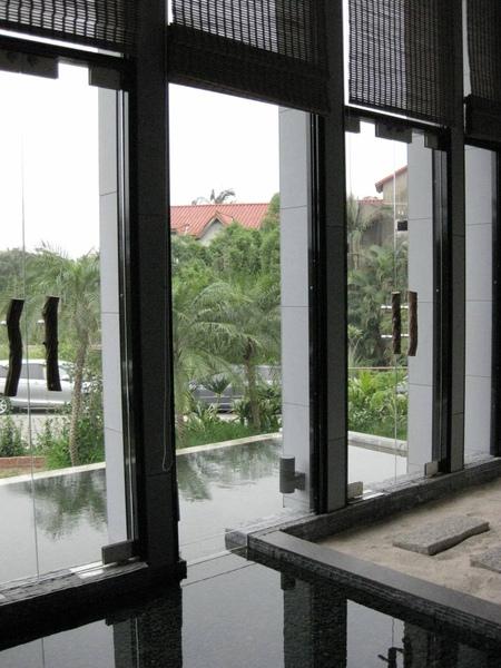 處處造景的Villa Spa