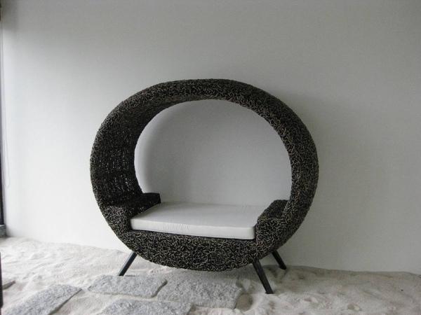 Villa Spa特別的沙發