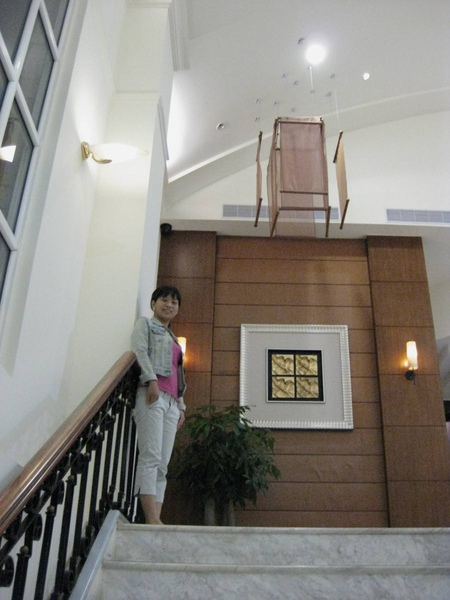 溫莎館內二樓