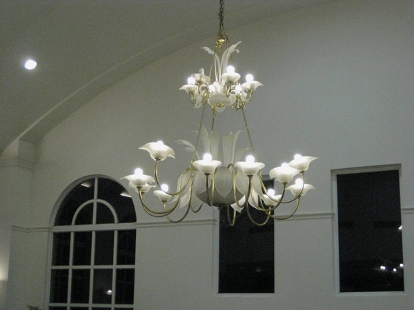 溫莎館大廳吊燈