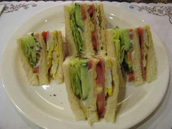 Daddy Du's -總匯三明治