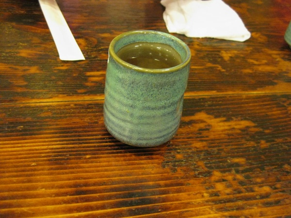 肥前屋-熱茶
