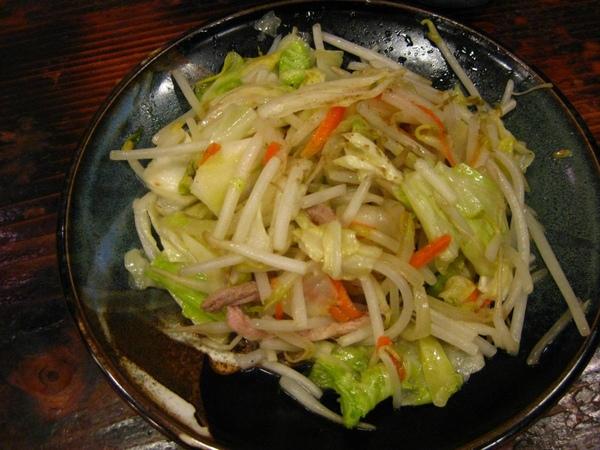 肥前屋-綜合炒野菜