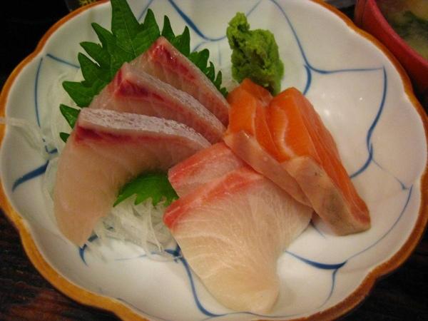 肥前屋-綜合生魚片