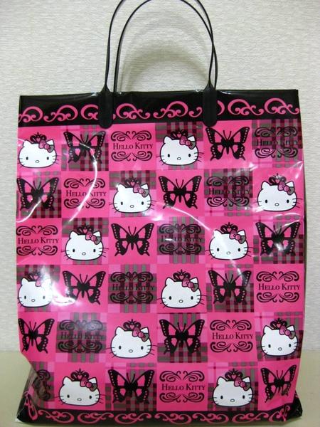 超可愛的袋子,據說是福袋