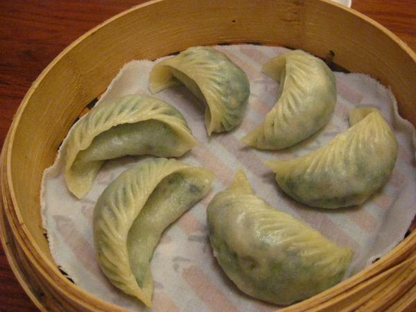 鼎泰豐-花素蒸餃
