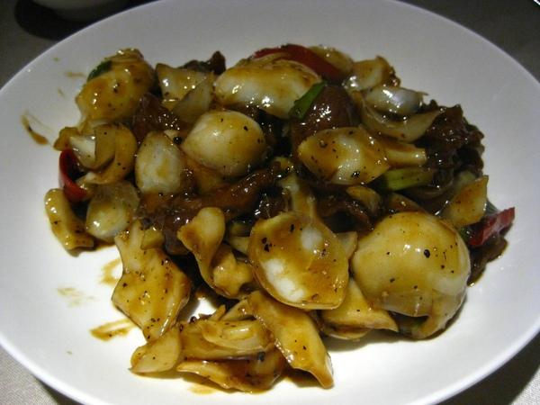 紅豆食府-蟹黃芙蓉豆腐
