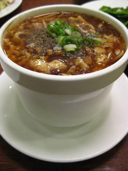 鼎泰豐-酸辣湯