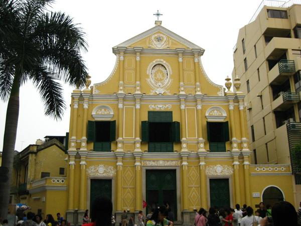 聖母玫瑰堂
