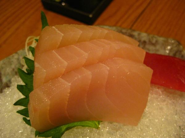 綜合生魚片(小)