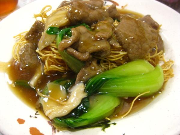 牛肉廣炒麵