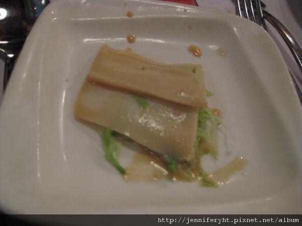 開胃菜 和風鮑魚