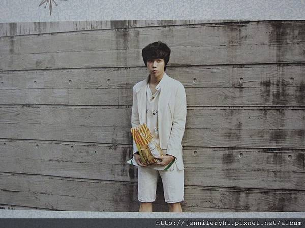 The, Park Jung Min-寫真集