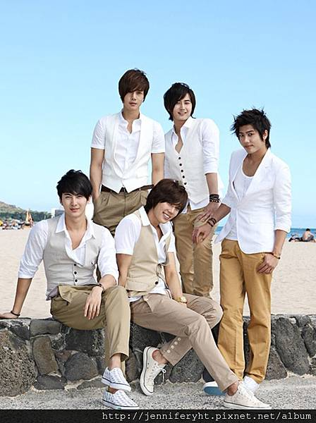 SS501 in USA