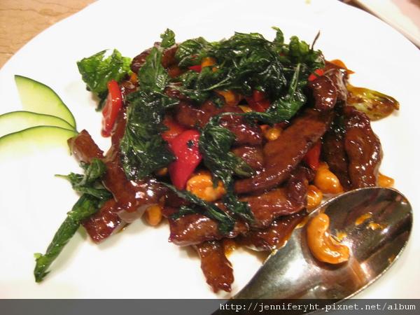 醉仙炒牛肉