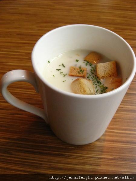 每日濃湯-綜合菇濃湯