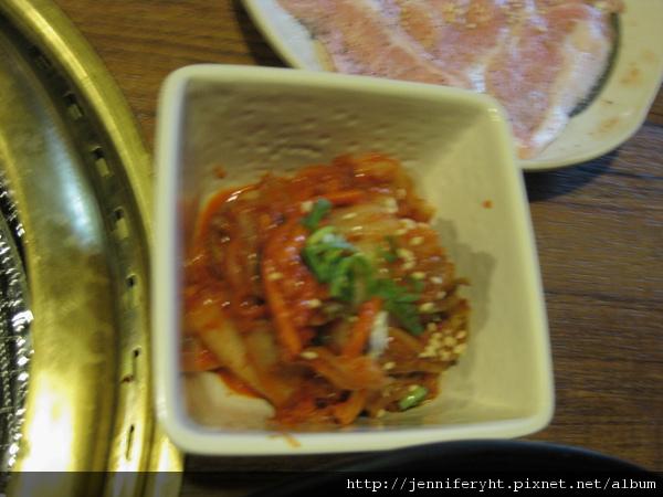 韓式白泡菜