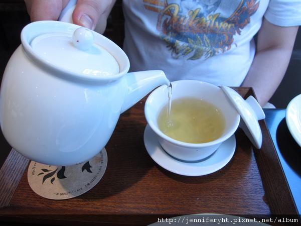 高山烏龍茶