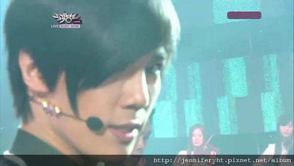 110121 朴政玟-Not Alone@KBS Music Bank