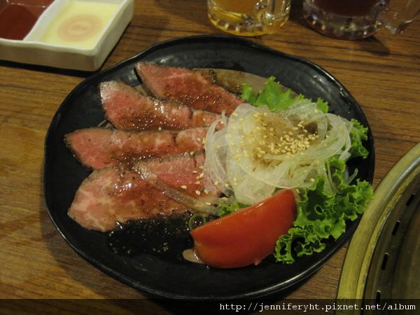 義式生牛肉