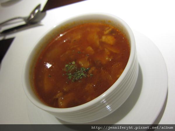 法式蕃茄牛尾湯