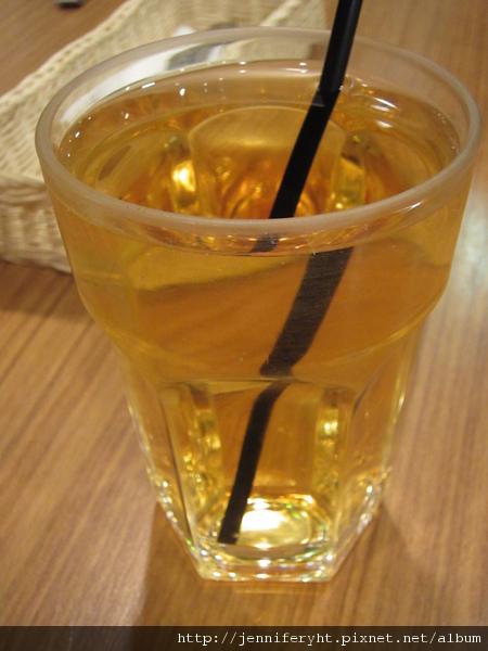 去冰蘋果汁