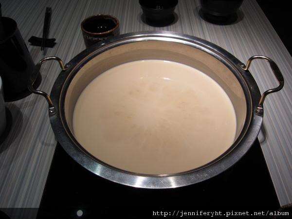 味噌牛奶鍋