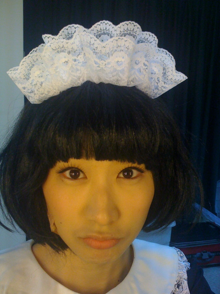 Maid in Plaza Suite