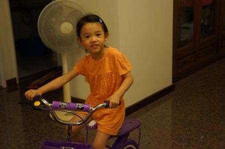 生日禮物腳踏車076
