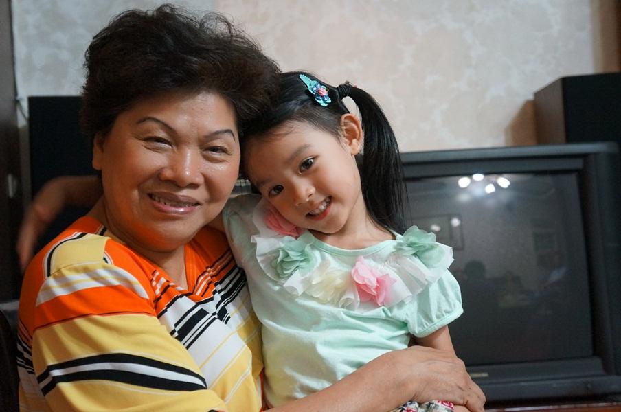 庭生日奶奶與外婆122